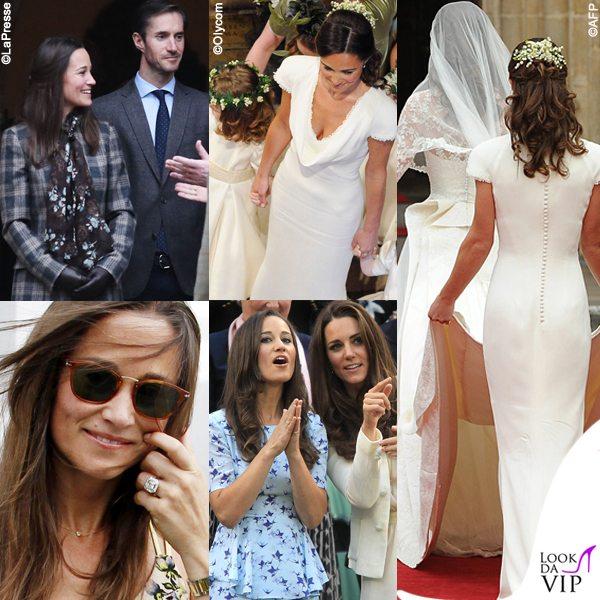 Pippa Middleton, indiscrezioni sulle nozze