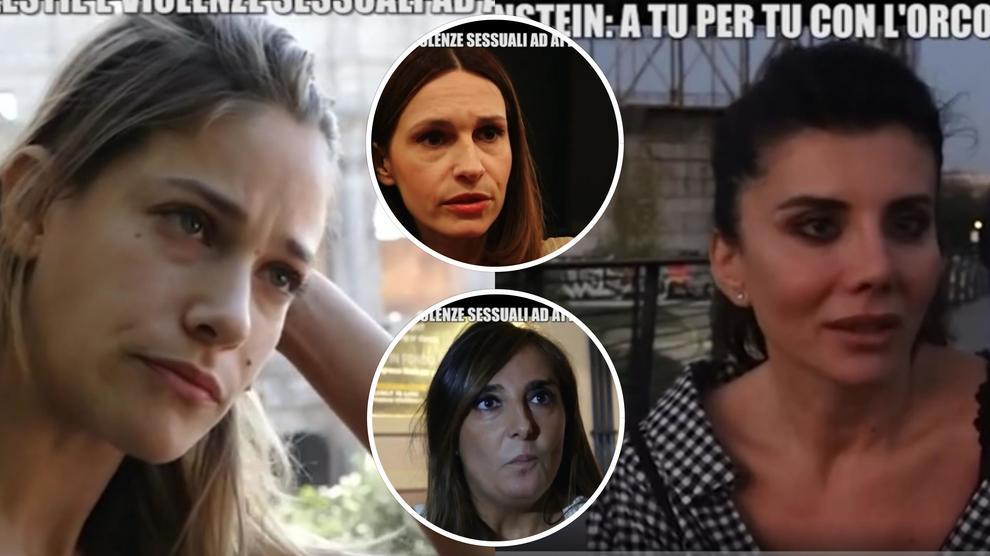 Non solo Weinstein, le attrici italiane denunciano: