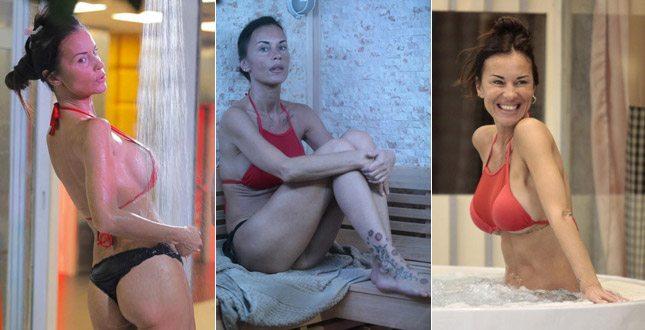"""Antonella Mosetti infuriata risponde alle critiche: """"Fatevi i c.... vostri"""""""