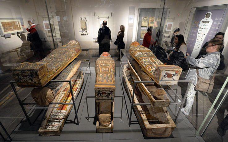 Torino, straordinaria scoperta al museo egizio: trovata la mummia di Nefertari