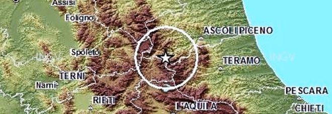 Terremoto, scossa di magnitudo 3.6 alle 18:09: ancora paura tra la popolazione