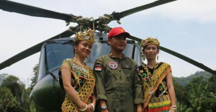 L'elicottero precipita, ma il pilota sopravvive due settimane nella giungla: ecco come