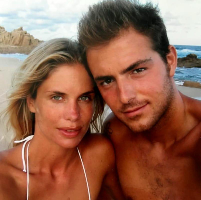 Filippa Lagerback e Daniele Bossari, viaggio di nozze a Marrakech. Le foto della luna di miele