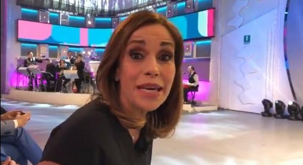 Domenica In, Cristina Parodi annuncia la svolta. E viene sommersa dalle critiche