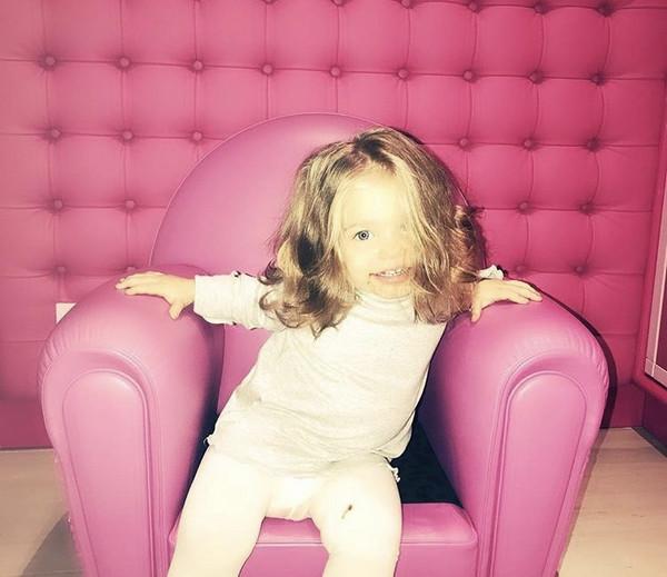 """""""Buon compleanno vita mia"""", Totti festeggia su Instagram i due anni di Isabel"""