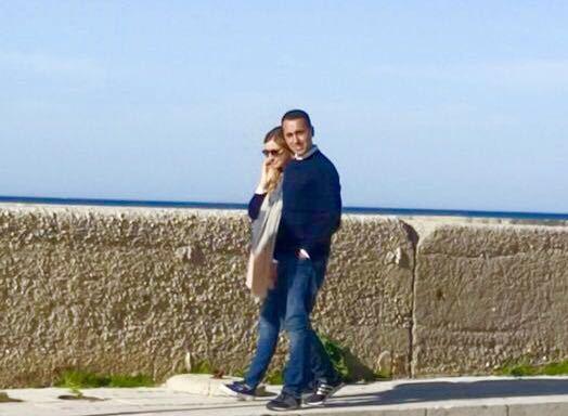 Luigi Di Maio e la fuga in Sicilia: ecco chi è la donna al suo fianco
