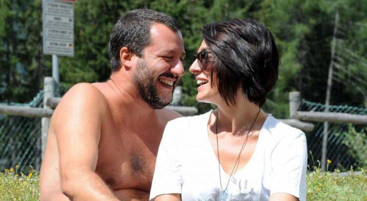 Salvini, Elisa Isoardi futura Firs Lady?: