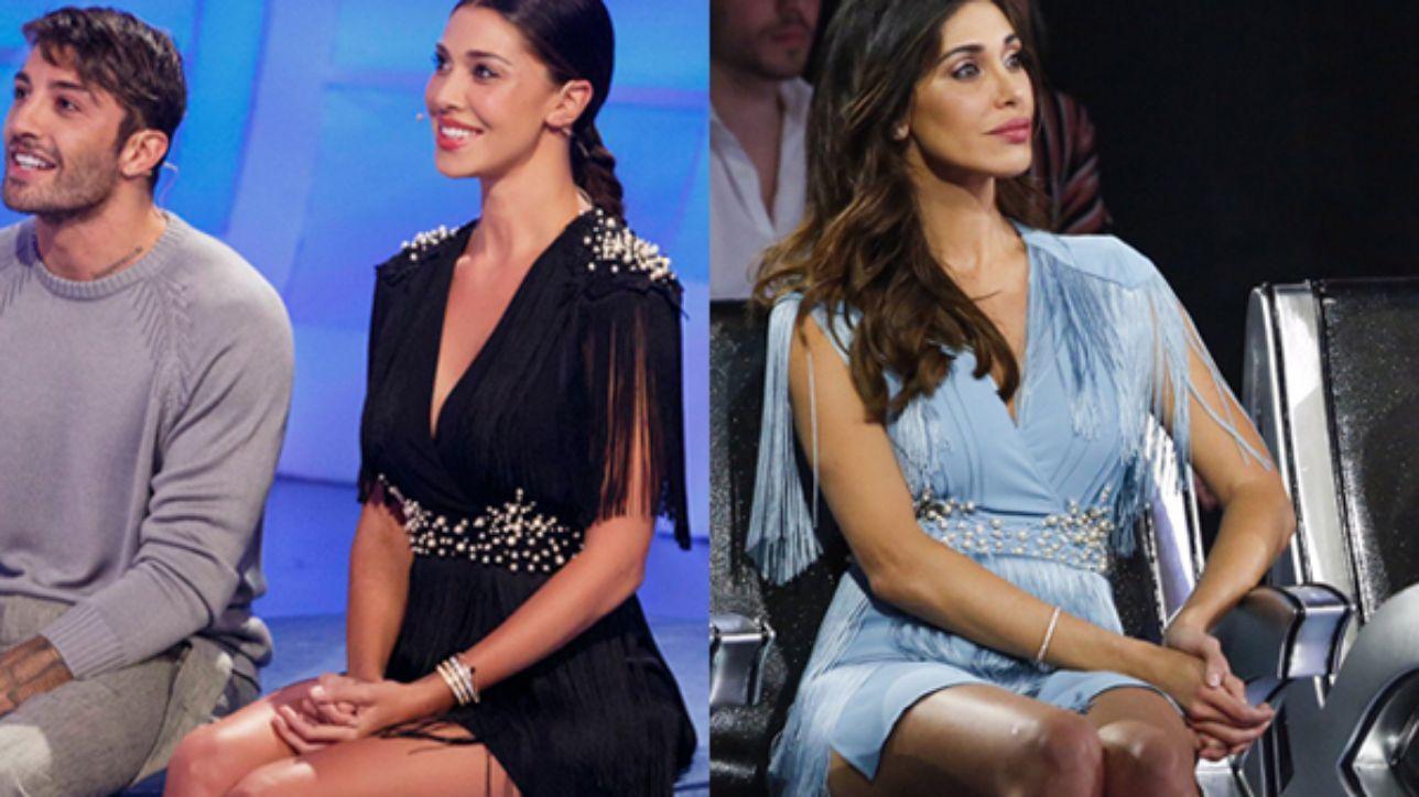 Amici: Belen con lo stesso vestito di C'è Posta
