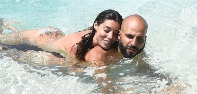 Scoppia l'amore tra Jonathan Kashanian e Bianca Atzei, l'ex naufrago: «Non posso fare a meno di lei»