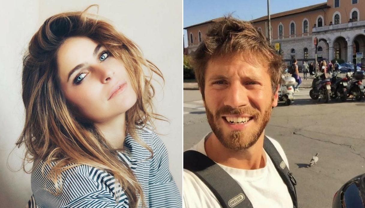 Eleonora Pedron è innamorata di una Iena