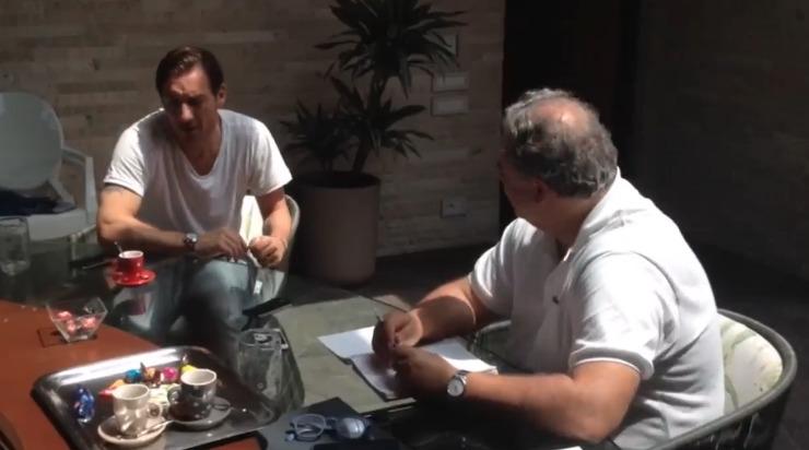 Francesco Totti e la notte prima della finale del Mondiale 2006: «Ecco cosa ho fatto con Gattuso...»