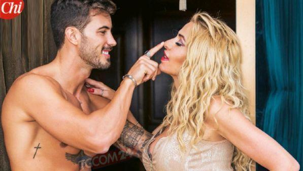 Valeria Marini pazza di Ivan:
