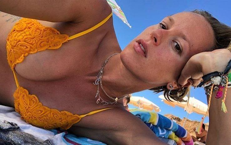 Federica Pellegrini diserta Formentera: «Vacanza in una località segreta con Matteo Giunta»