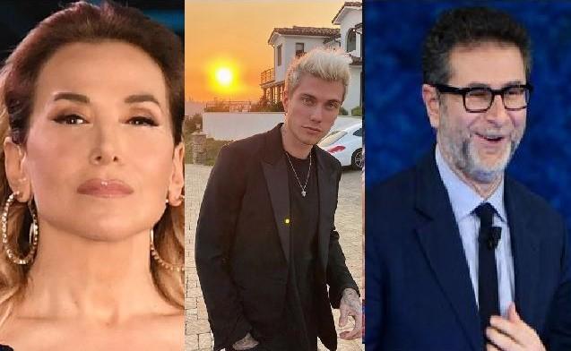 Benjiamin Mascolo del duo Benji e Fede attacca Barbara D'Urso e ringrazia Fabio Fazio: «Cosa ho fatto per meritarmi del trash»
