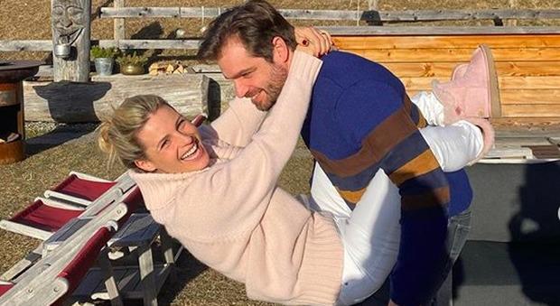 Michelle Hunziker compie 43 anni, il marito Tomaso Trussardi non bada a spese per il regalo