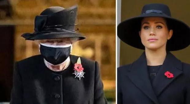 Meghan Markle, cos'ha fatto per la Regina poco prima del funerale di Filippo: il gesto segreto