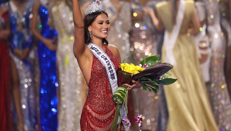 Miss Universo, trionfa la messicana Andrea Meza