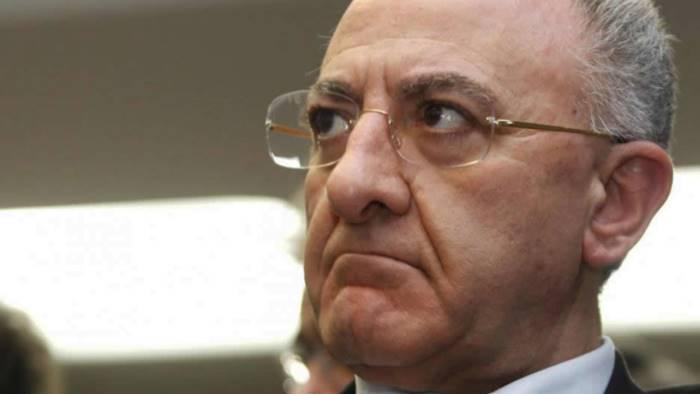 Condanna in appello per Vincenzo De Luca: dovrà restituire 38mila e 555 euro allo stato.