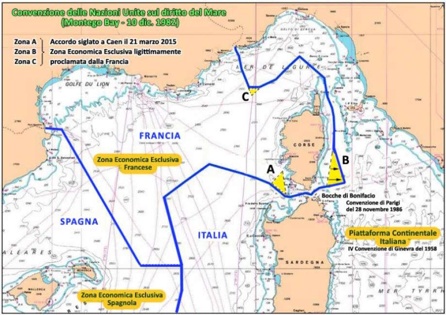 Perché Gentiloni ha regalato i giacimenti di petrolio alla Francia? - con il trattato di Caen il governo italiano ha riscritto i confini marittimi con la Francia