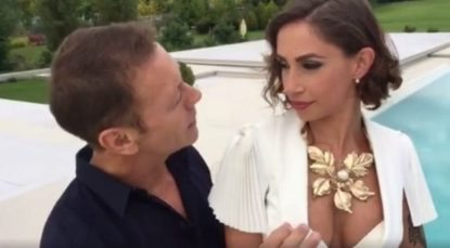 Rocco Siffredi, ecco il nuovo film con Malena. E prende in giro Gianluca Vacchi: