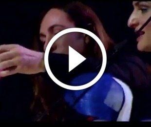 Arisa e il perizoma a X Factor: