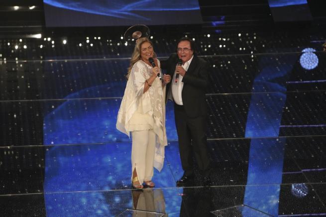 """Al Bano: """"Un film su me e Romina Power, vorrei Cruise e Jolie protagonisti"""""""