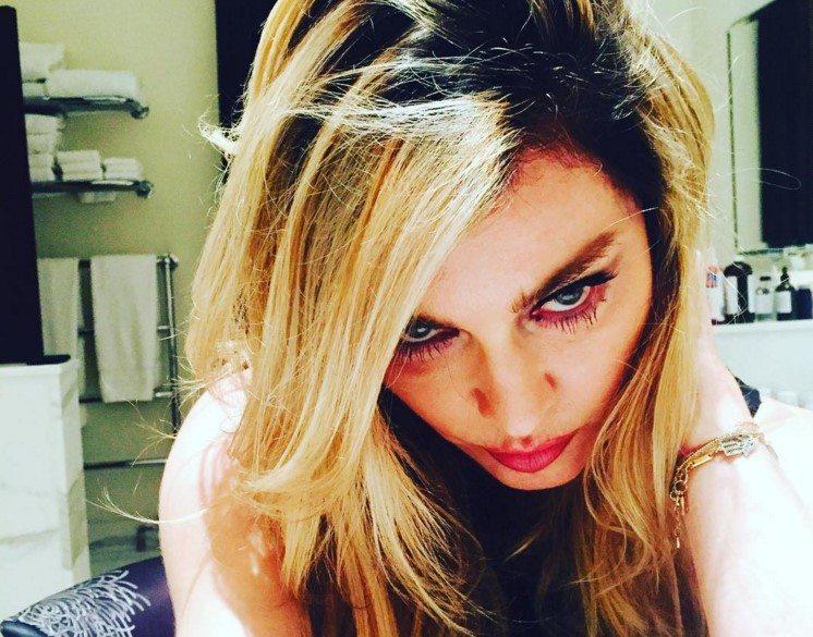 Madonna difende il figlio Rocco dopo l?arresto per cannabis