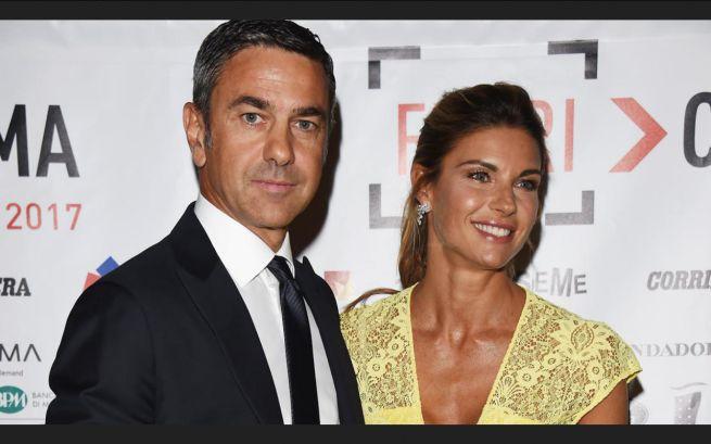 Martina Colombari celebra su Instagram 14 anni di matrimonio con Billy Costacurta