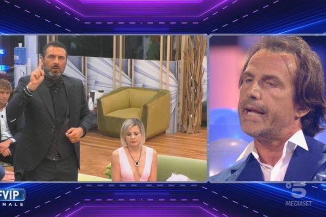 """Sossio accusato da Zequila, Signorini lo difende: """"Per i figli scarica la verdura alle 4 di mattina"""""""