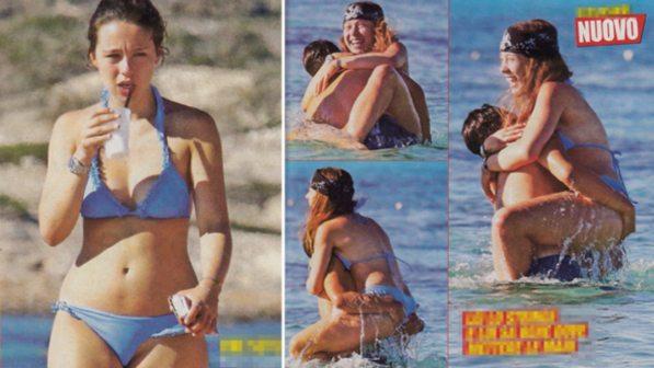 Aurora Ramazzotti, vacanza hot a Formentera col cavaliere misterioso