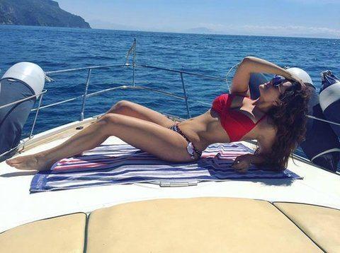 Paola Torrente, la concorrente curvy arrivata seconda a Miss Italia