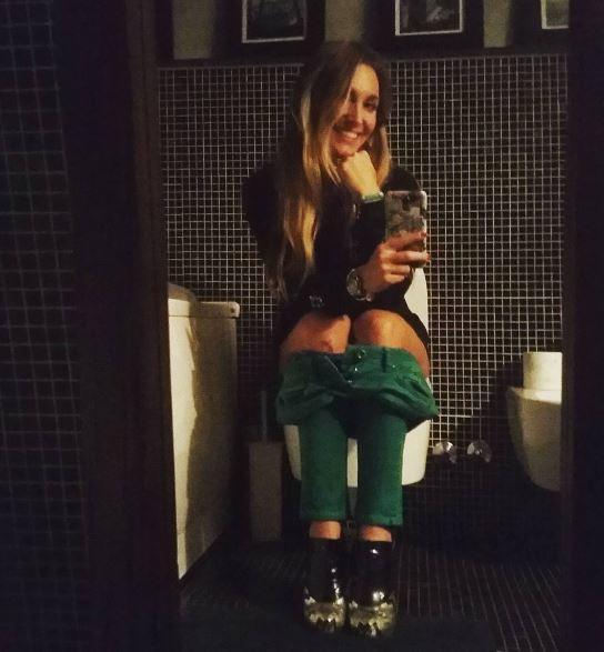 Lucilla agosti for Tazza del bagno