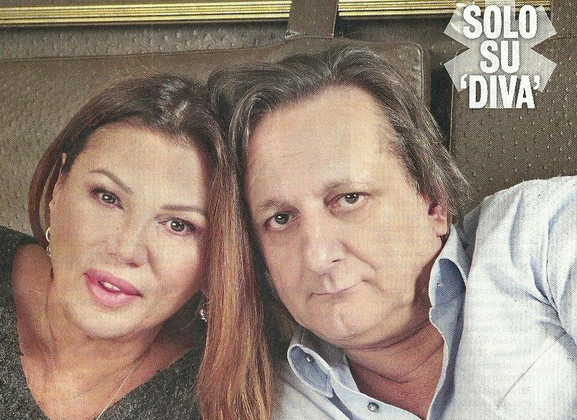 """Serena Grandi: """"A 58 anni ritrovo l'amore e sposo il mio fidanzato Luca"""""""