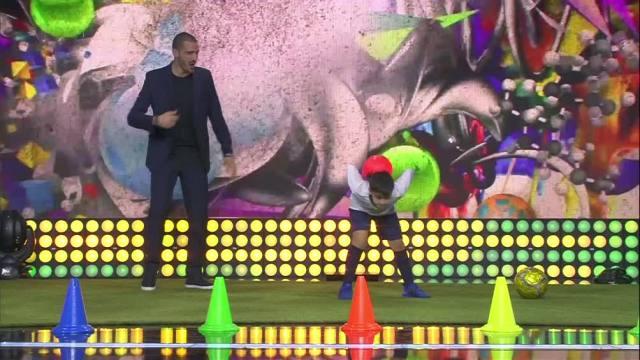 Little Big Show: Daniele, compagno di squadra di Leonardo Bonucci