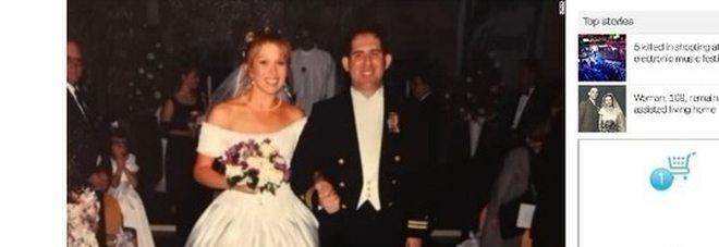 Dona un rene alla moglie gravemente malata per il 20° anniversario di matrimonio