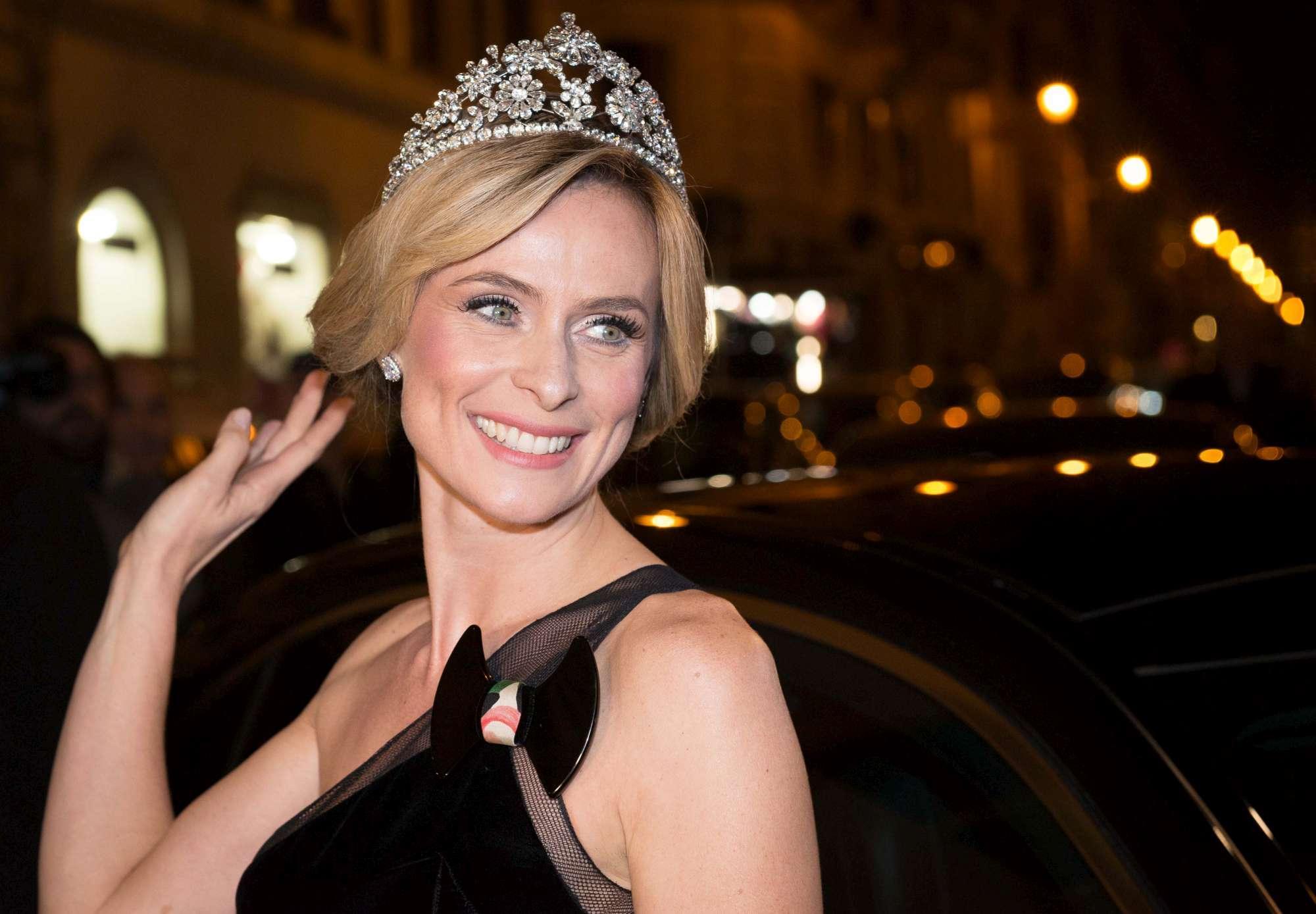 Serena Autieri debutto da protagonista nel musical su Lady Diana