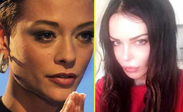 Nina Moric contro Silvia Provvedi: