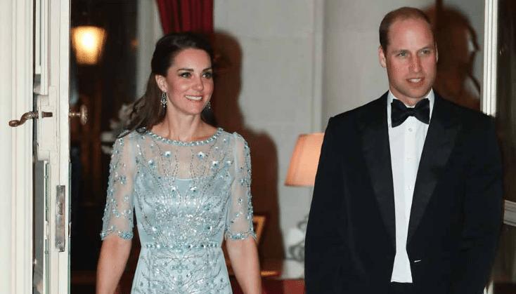 Kate Middleton e William d'Inghilterra, pace fatta a Parigi