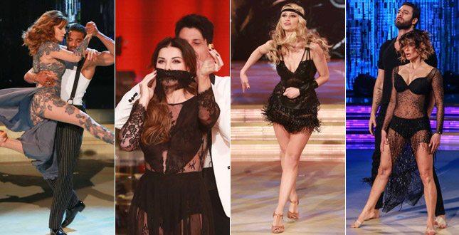 Ballando con le Stelle: Martina Stella super se. xy, Alba Parietti super polemica e Giuliana De Sio è… quasi nu. da!