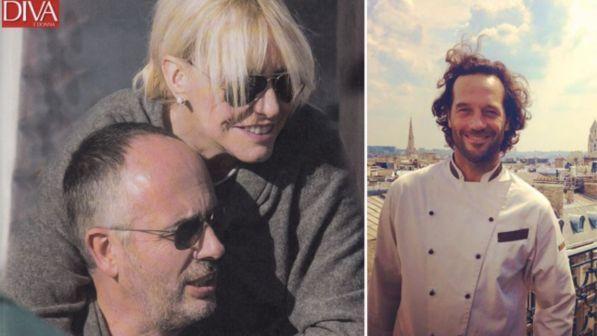 Antonella Clerici, ama Garrone ma apprezza le galanterie dello chef sexy