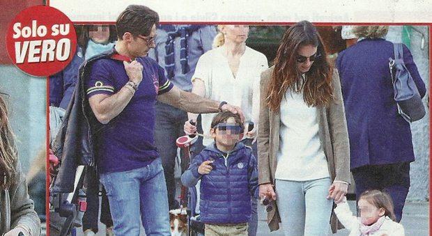 Silvia Toffanin e Pier Silvio Berlusconi, fuga a Portofino con Lorenzo Mattia e Sofia Valentina