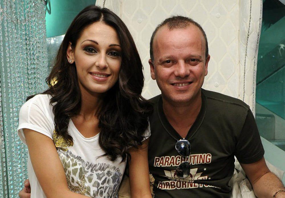 Gigi D?Alessio e Anna Tatangelo: