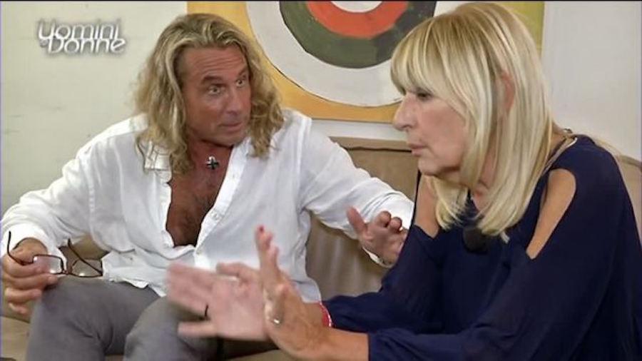 """Gemma Galgani e Marco Firpo, amore litigarello: """"Scenata di gelosia davanti ai turisti"""""""