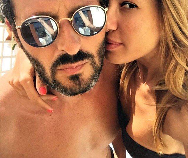 Fabio Troiano, mini luna di miele con la fidanzata Anny Centis