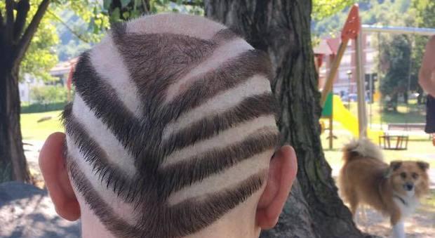 """Baccini si taglia i capelli e punge Guè Pequeno: """"Io provoco, ma non tiro fuori il c..."""""""