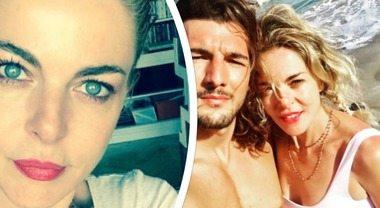 Claudia Gerini, estate d'amore con Andrea Preti: su Instagram le foto insieme