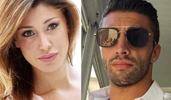 """Belen Rodriguez, le foto della crociera con Andrea Iannone: """"Per superare la crisi"""""""
