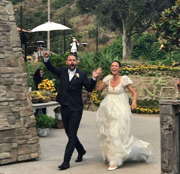 Bianca Balti, guarda che nozze siciliane in America