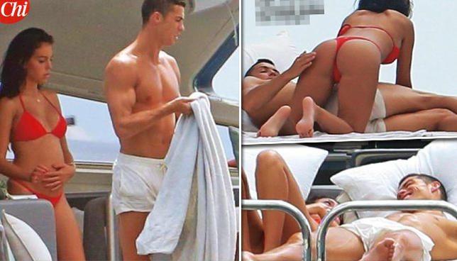 Cristiano Ronaldo, fuga d?amore con Georgina in dolce attesa