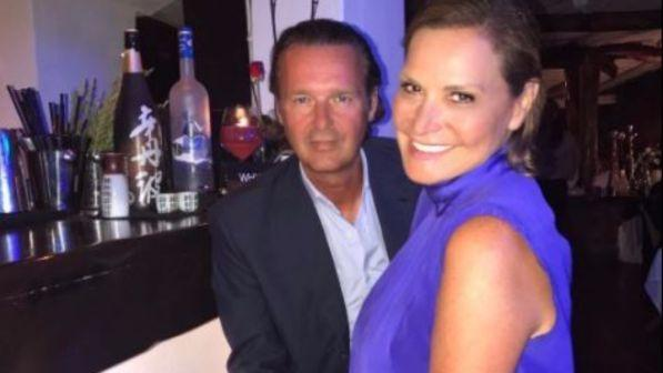 Simona Ventura in crisi con Gerò, ma lui resta nei suoi ricordi social